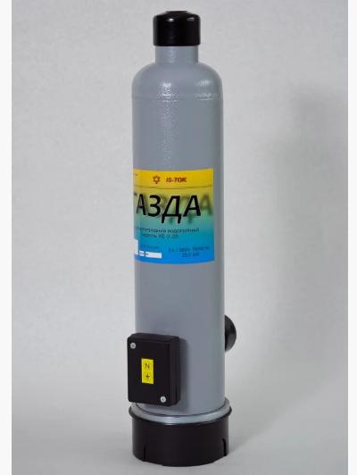 Котел электрический GAZDA-extra КЕН-3-25, электродный трехфазный водонагреватель 22/25 кВт