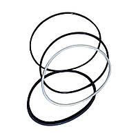 Набор колец уплотнительных гильзы ЯМЗ-240 (4 шт в п/к ) (КМЗ)