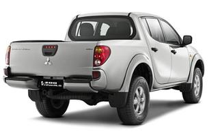 Mitsubishi L200 2007-