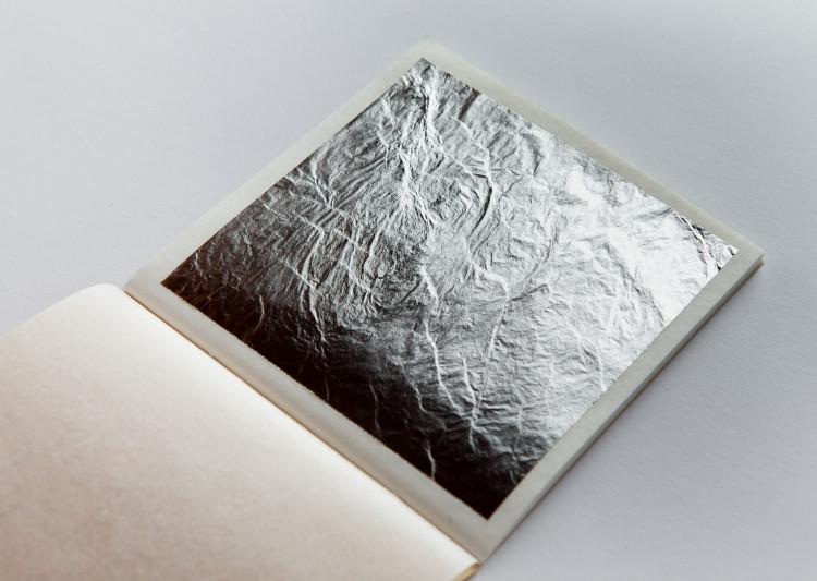 Сусальное серебро (25 листов)
