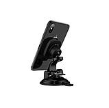 Автомобильный держатель для телефона магнитный HOCO CA28  Черный, фото 5