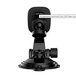 Автомобильный держатель для телефона магнитный HOCO CA28  Черный, фото 4