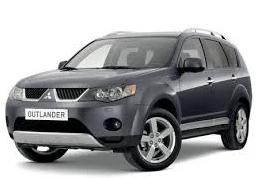 Mitsubishi Outlander XL 2007-2013