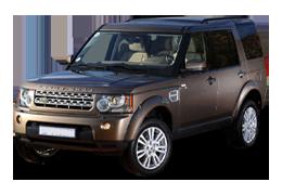 Коврики в салон для Land Rover (Лэнд Ровер) Discovery 4 2009-2016