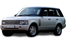Коврики в салон для Land Rover (Лэнд Ровер) Range Rover 3 2002-2012