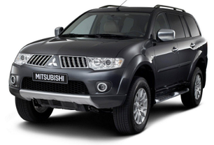 Mitsubishi Pajero Sport 2008-