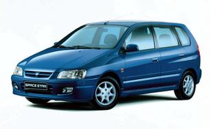 Mitsubishi Space Star 1998-