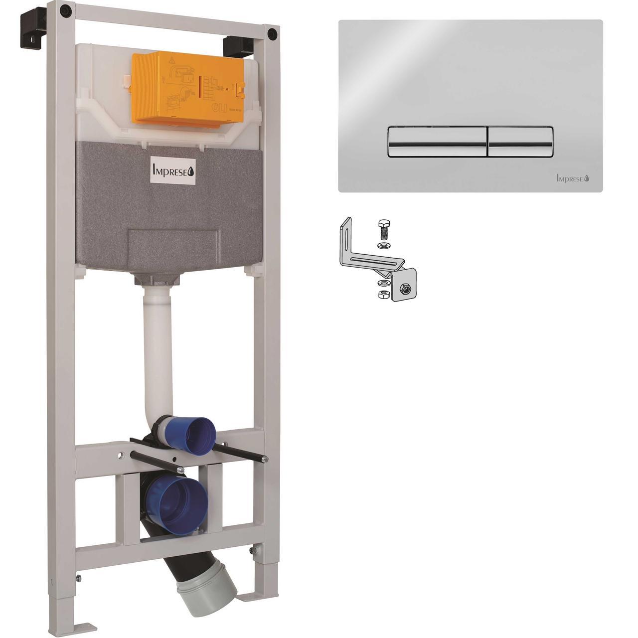 Инсталляционные системы Imprese Инсталляция для унитаза Imprese 3в1 i9120