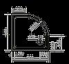 Душевые поддоны Eger Душевой поддон Eger SMC 90х90 см 599-9090R, фото 2