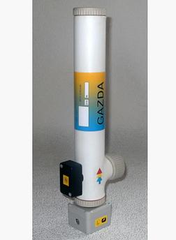 Котел электродный GAZDA КЕ-1-4,0, электрический однофазный водонагреватель 4/5,5кВт