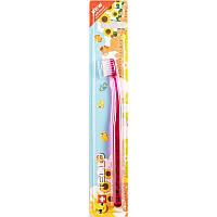 TELLO Kids 10400 - зубна щітка для дітей з м'якою та щільною щетиною (0-5 років)
