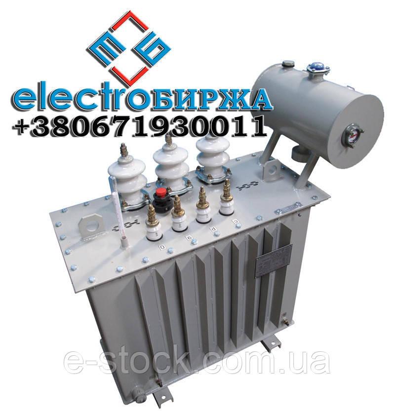 Масляный силовой трансформатор ТМГ-100 кВа, Трансформатор масляный ТМГ 100 кВА 6-10 кВ