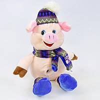 Мягкая Игрушка Свинка 27 см
