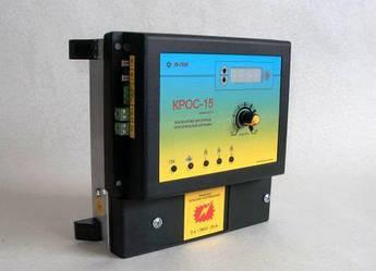 """Автоматика «KROS-15» полупроводниковая класса """"Люкс"""" для 3-фазных систем до 15 кВт"""