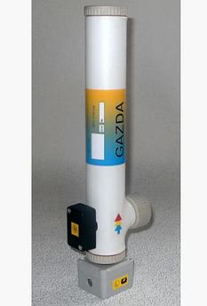 Котел электродный GAZDA КЕ-1-6,0, электрический однофазный водонагреватель 6/7,5кВт