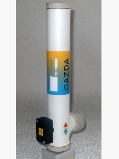 Котел електродний GAZDA Extra КЕН-1-2,0, водонагрівач електричний однофазний 2/3 кВт