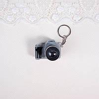 Миниатюра Фотоаппарат 4*5*3 см СЕРЫЙ