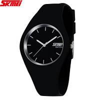 Часы SKMEI 9068 черный с белым
