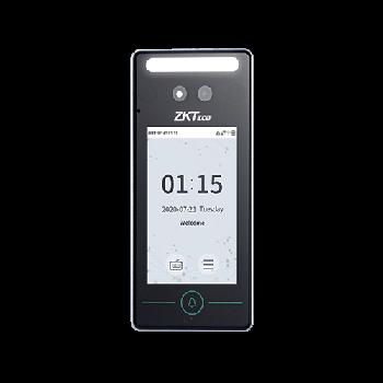 Устройство управления доступом в помещение по биометрии лиц и ладоней ZKTeco SpeedFace-V4L