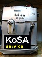 Відремонтували кавоварку Saeco