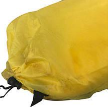 УЦЕНКА! Надувной гамак Lamzac (УЦ-№-20) yellow, фото 2