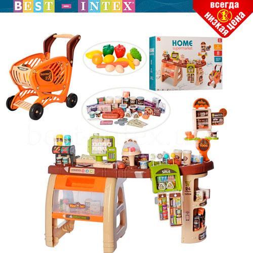 Детский магазин Стол-Прилавок для игр Bambi 668-68