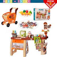 Детский магазин Стол-Прилавок для игр Bambi 668-68, фото 1