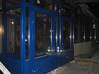 Фасадное остекление изготовление и монтаж алюминиевых оконных, дверных и витражных систем