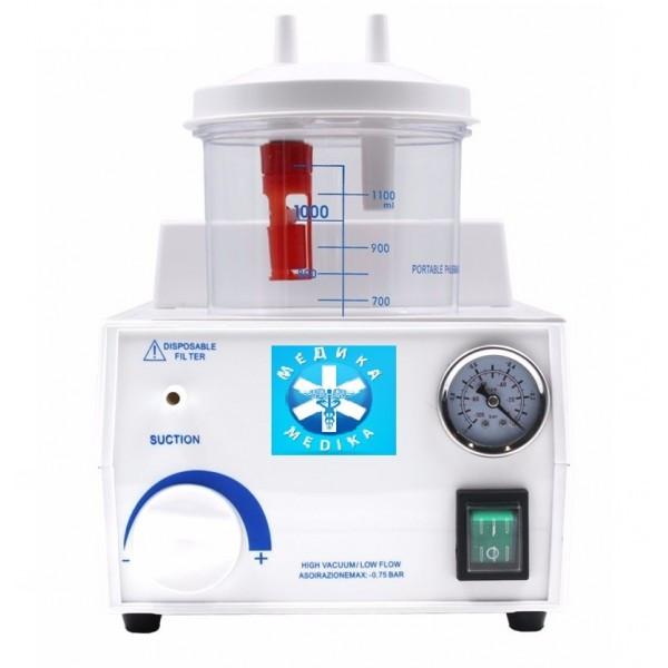 Отсасыватель медицинский электрический H-003B
