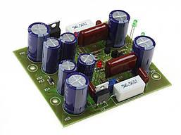 Радиоконструктор K143 (Блок защиты БП мощного УНЧ)