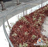 Перила без ригелей для частного двора из нержавеющей стали, фото 1