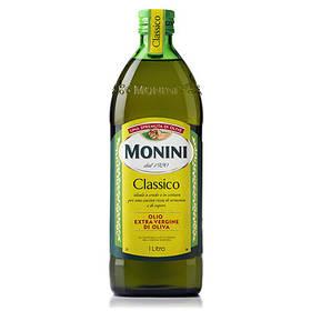Оливковое масло Monini Extra Vergine Classico 1 л Италия