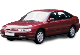 626 (Capella) GE 1991-97