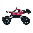 Автомобиль OFF-ROAD CRAWLER на р/у – CAR VS WILD (красный) SL-109AR, фото 5