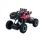 Автомобиль OFF-ROAD CRAWLER на р/у – CAR VS WILD (красный) SL-109AR, фото 2