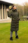 Пальто с капюшоном, утеплитель эко-пух для твоей незабываемой зимы 2020 - 2021❄️, фото 3