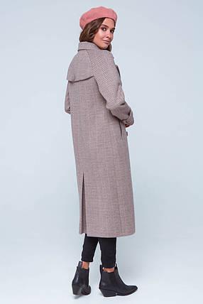 Пальто Ивона марсала, фото 2