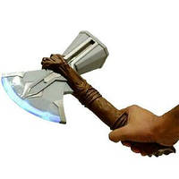 Интерактивный Топор- молот Тора, Мстители серии Alliance, светящиеся игрушки.