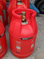 Композитный пропановый газовый баллон 18л safegas
