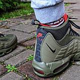 """Зимові кросівки Nike Air Max 95 Sneakerboot """"Хакі"""", фото 6"""