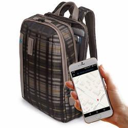 Технологія Connequ Piquadro для захисту багажу від втрати