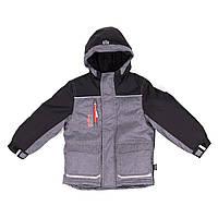 Куртка зимняя для мальчика Nano F18MS291_Black размер 110