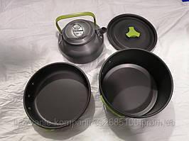 Набор посуды походный Cooking Set DS 308