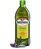 Оливковое масло Monini Extra Vergine Classico 1 л Италия, фото 3
