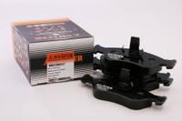 Колодки задние SHAFER SB23901С MB Sprinter 96- ATE (без пластин)