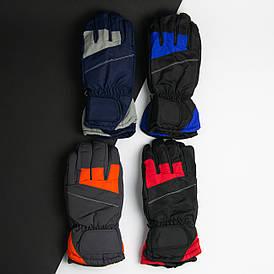Оптом перчатки мужские лыжные зимние (арт. 20-12-37)