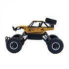 Автомобіль OFF-ROAD CRAWLER на р/у – Rock Sport (золотий) SL-110AG, фото 9
