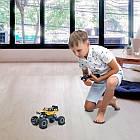 Автомобіль OFF-ROAD CRAWLER на р/у – Rock Sport (золотий) SL-110AG, фото 7