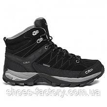 Зимние ботинки CMP Rigel Mid Trekking Shoes Wp 3Q12947-73UC (Оригинал) Nero/Grey