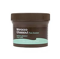 Глиняная маска-крем для лица Too Cool For School Morocco Ghassoul Cream Pack